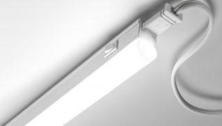 'continuity offers continuous LED illumination without any dark spaces between directly connected fixtures