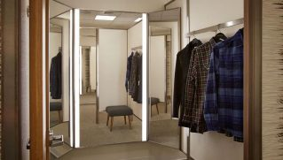 LED Fitting Room Mirrors