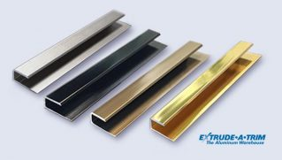 We have bright gold, bright black, brushed stainless steel, bronze and many more finishes available