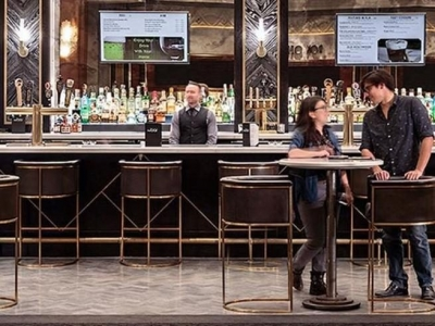 The Bar at Pacific Theatres, The Grove, CA