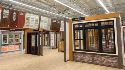 The Home Depot 2016 Showrooms Roll-Out
